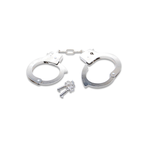 MANETTE FF OFFICIAL HANDCUFFS METAL
