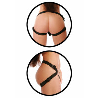 STRAP-ON FF FIRST TIMERS SET - ROSSO