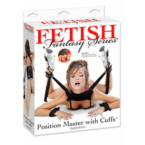 MANETTE FF POSITION MASTER WITH CUFFS