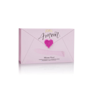 Amour Silicone Wand PINK