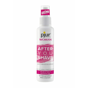 Pjur Woman After Shave spray