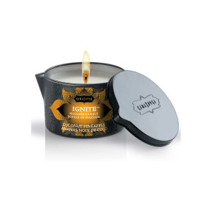Ignite Massage Candle 170gr Pineapple