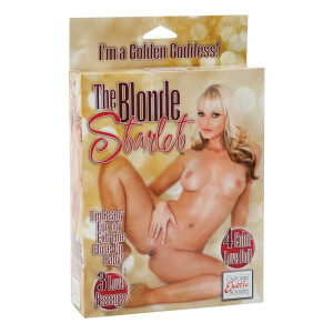 BAMBOLA THE BLONDE STARLET