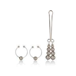 NIPPELKLEMME & CLITORAL  BODY JEWELRY