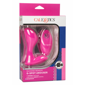 Silicone Remote G-Spot Arouser PINK