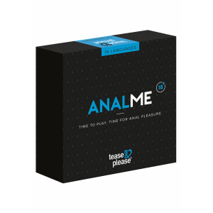 AnalMe in 10 languages ASSORT