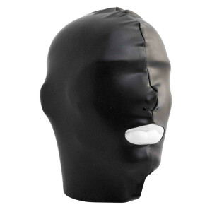 Datex Hood Mouth Open Only BLACK
