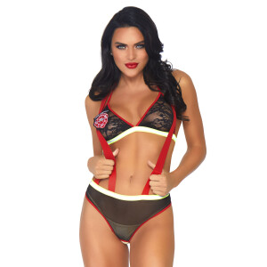 Roleplay Flirty Fire Fighter - MULTICOLOR