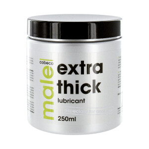 ANAL-GLEITGEL MALE  EXTRA THICK 250 ML